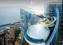 World Class Penthouse in Monaco Steals The Show With Its Luxury and Exclusive Design