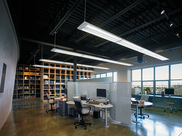 are a few lighting styles that are recommendable for office lighting