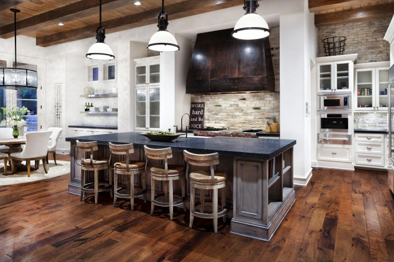 Kitchen Remodeling Austin Exterior Decoration Stunning Rustic Texas Home With Modern Design And Luxury Accents Decorating Inspiration
