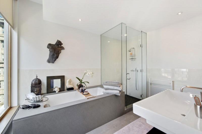 posh bathroom