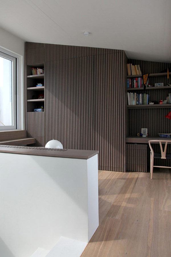 small home office design – greece, athens