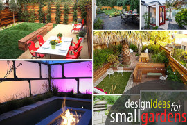 The Art of a Small Yard Landscape