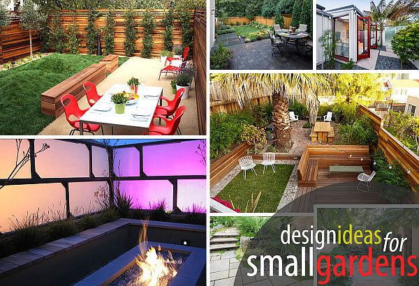 The art of landscaping a small yard for Small lawn ideas