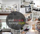 tips - small kitchens looking larger
