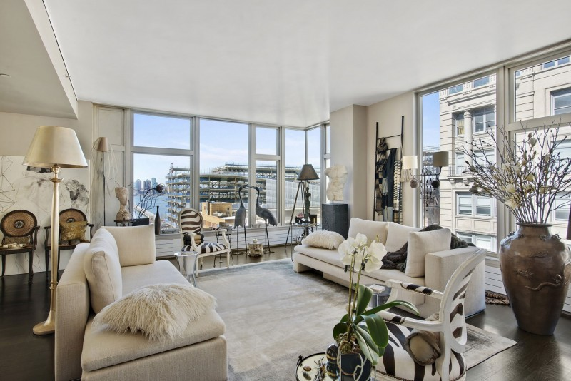 View In Gallery Tribeca Apartment