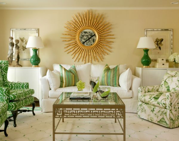 Accessories and decor are a wonderful way to introduce color with ease!
