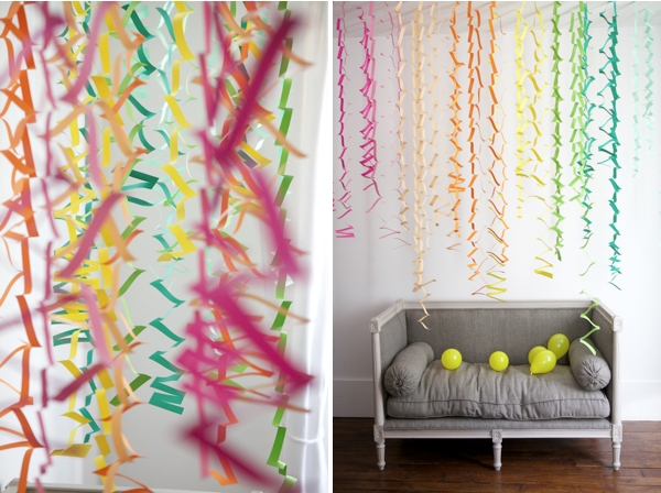 Accordion streamers The 10 Best Party Decorations for Festive Entertaining