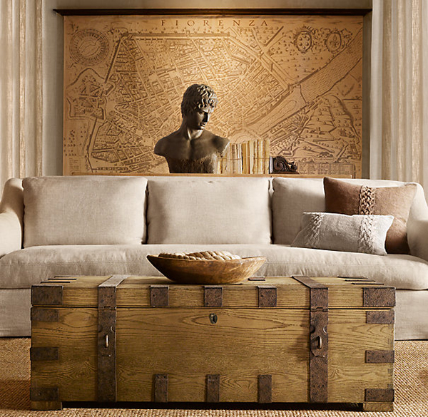 Bust of David Restoration Hardware Forecasted Trends for 2014