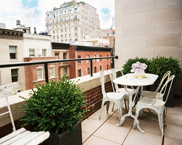 Charming Manhattan patio