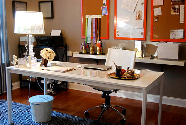 Wonderful  Some Simple Ideas And Guidelines On How To Decorate Your Home Office