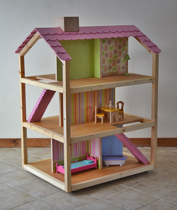 DIY Dream Dollhouse 12 Darling DIY Dollhouses