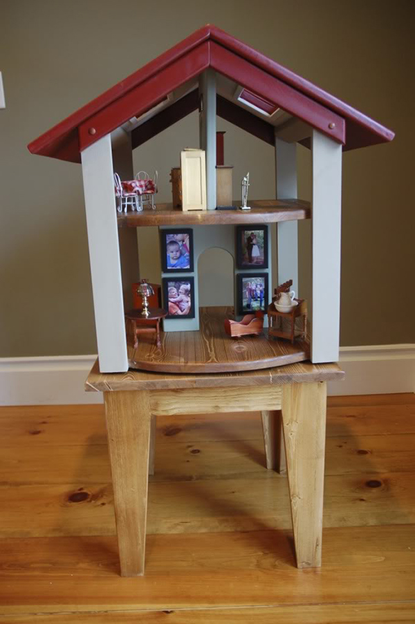 Darling Diy Dollhouses on perfect home plans