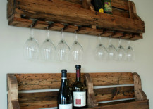 Amazing DIY Wine Storage Ideas - Diy wine storage ideas