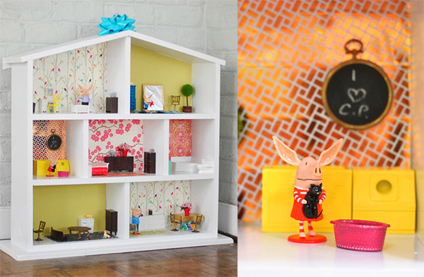 12 darling diy dollhouses