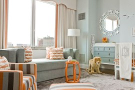 Audacious And Uplifting: Bursts Of Refreshing Orange Accents For Stylish Interiors