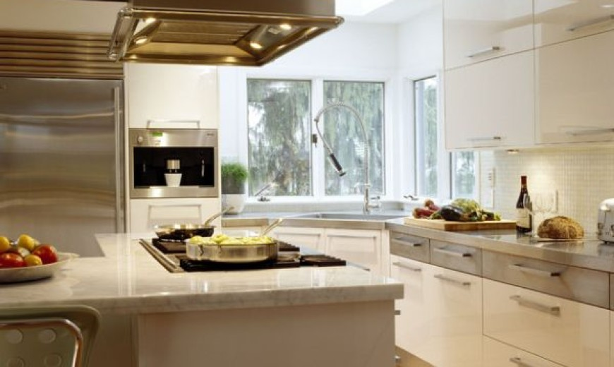 Kitchen Corner Sinks: Design Inspirations That Showcase A Different Angle!