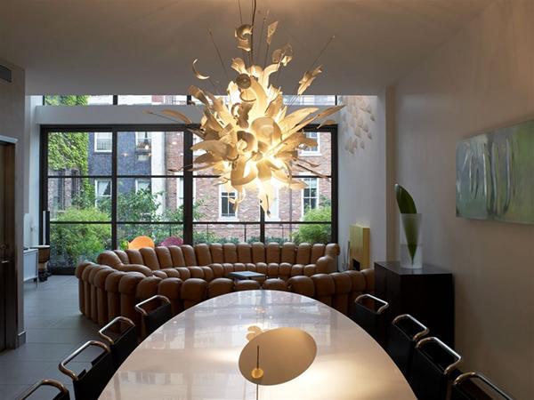 Fractal Lighting Fixture