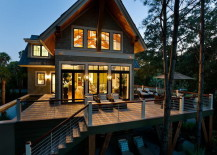 HGTV Dream House 2013 Steals The Show With a Stylish Deck, In a Refreshing Style