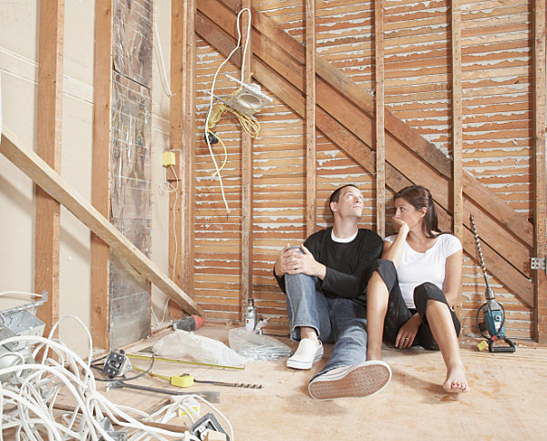 Keep your cool during a home renovation