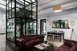 KOOK Osteria & Pizzeria: Relaxed And Reflective Setting With Contemporary Shades