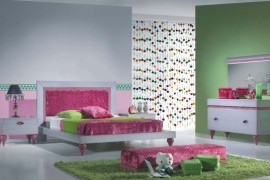 Pretty In Pink: 35 Stylish Girls' Bedroom Ideas In Pink For The Contemporary Home