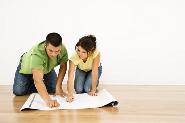 Making decisions for a home renovation
