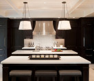 Minimalist charming kitchen