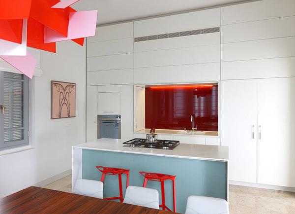 View In Gallery Modern White Kitchen (4)