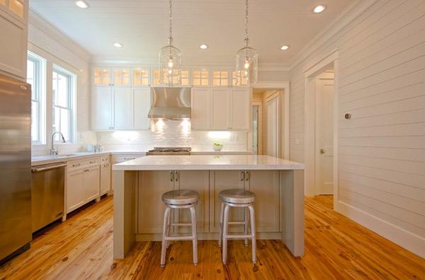 Modern White kitchen (6)