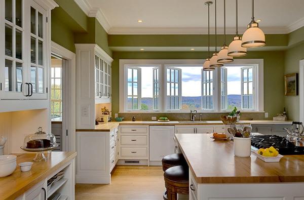 Modern White kitchen (7)
