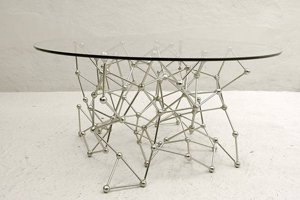 Molecular Coffee Table