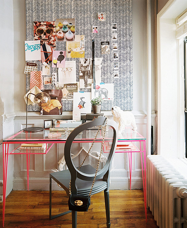 Home Office Decor Reveal: Creative Home Office Decorating Ideas
