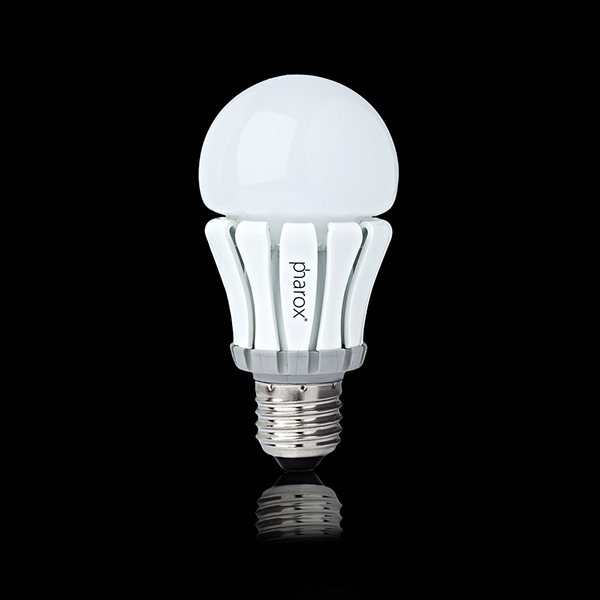 Dimmable LED by Pharox and photo via Coco Technology
