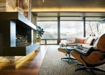 Inspiration Hollywood: Contemporary Interiors Sporting The Timeless Eames Lounge Chair