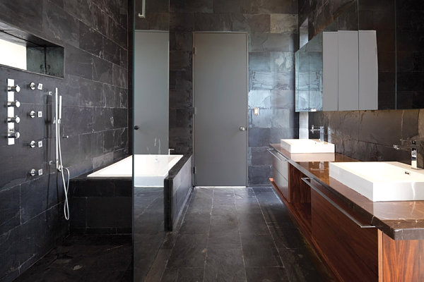 How To Survive A Home Renovation - Renovated bathrooms