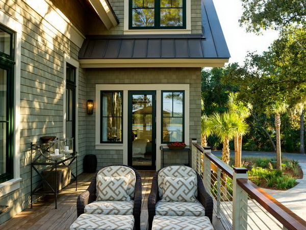 HGTV Dream House 2013 Steals The Show With a Stylish Deck, In a ...