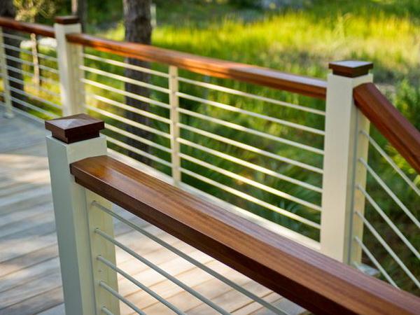 fancy staircase railings