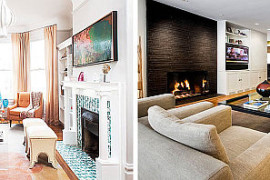 Masculine Living Rooms vs Feminine Living Rooms