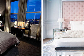 His and Hers: Feminine and Masculine Bedrooms That Make a Stylish Statement
