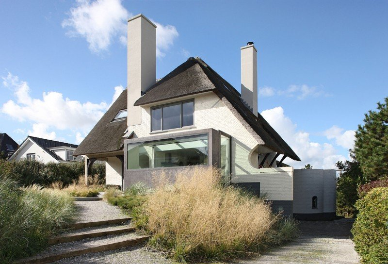 modern sea house