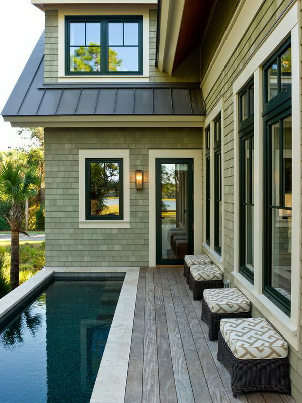 Hgtv dream house 2013 steals the show with a stylish deck for Pool show hgtv