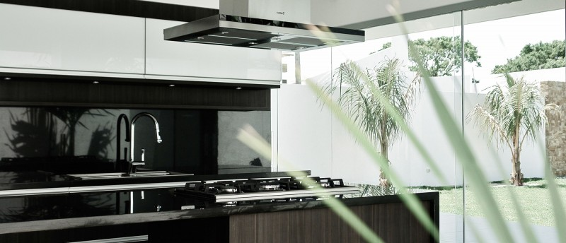 stylish kitchen