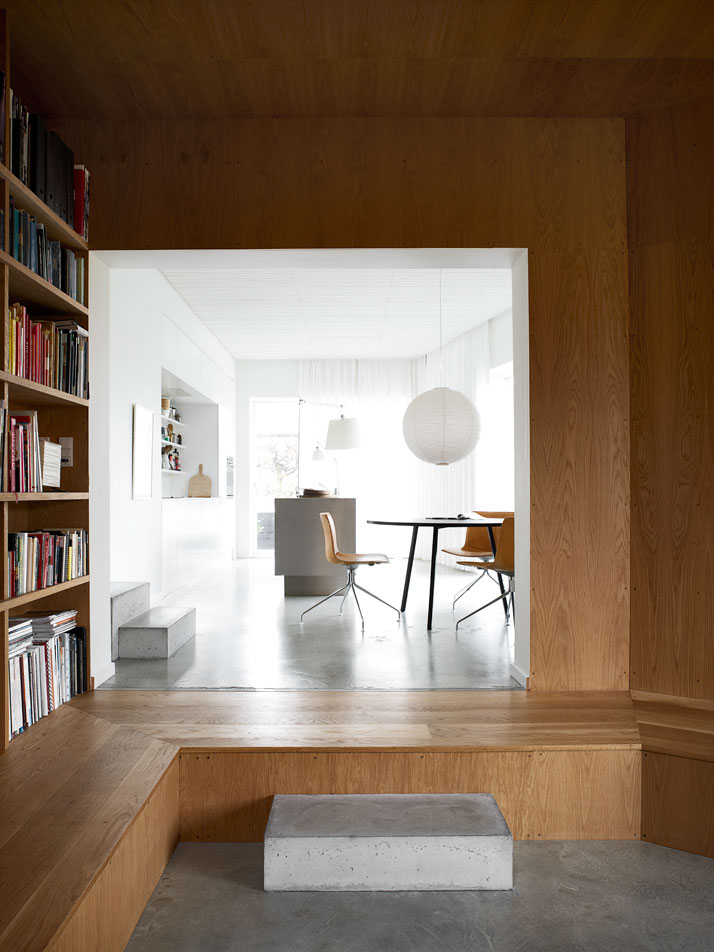 summer house danish design Danish Summer Residence Stuns With the Simplicity of Its Interior Design