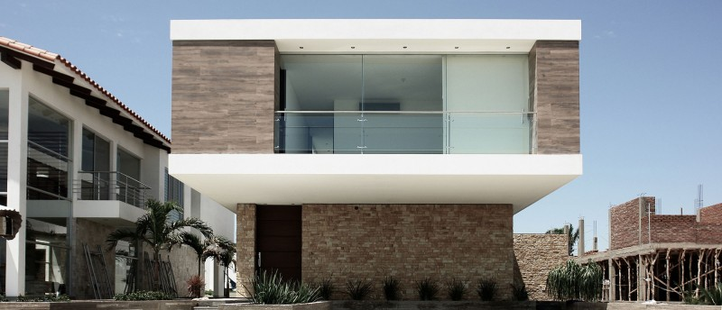 suspended house design