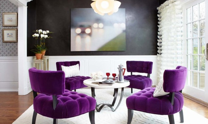 Accent Chairs For Living Room Ideas For A Fancy Interior: 21 Accent Chairs