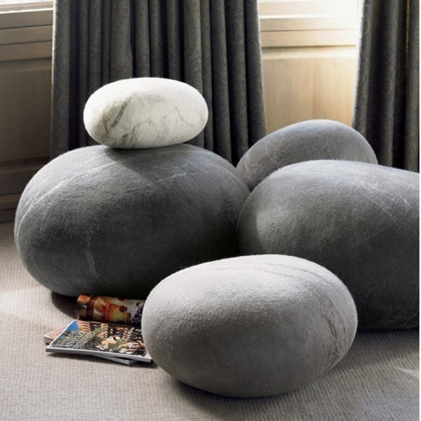 View in gallery Bean Bag Chair (11) - Colorful, Cheery, Youthful And Cozy: Modern Bean Bags