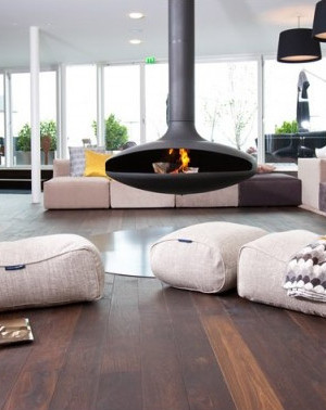 Bean Bag Chair  (2)
