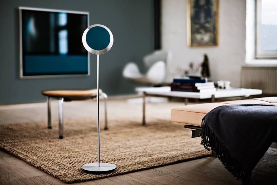 BeoLab 14 speaker Bang & Olufsen: Combining Contemporary Scandinavian Design With Stunning Acoustics [Interview]