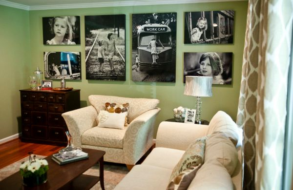 Picture Perfect: Decorate With Black And White Photographs For ...