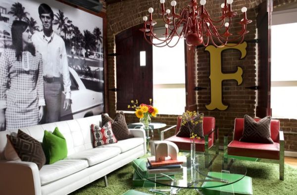 Custom wall murals are not all that hard to create